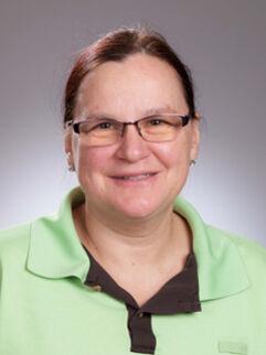 Anita Maas, Leitung Pflegeabteilung A