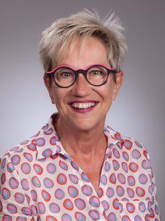 Monique Mudry, Leiterin Restaurant & Veranstaltungen